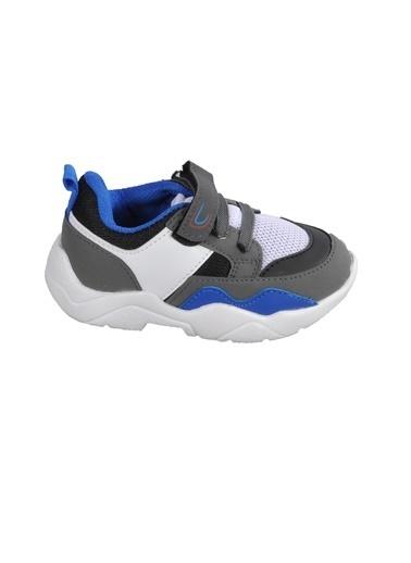Cool 20-S19 Saks-Füme Çocuk Spor Ayakkabı Saks
